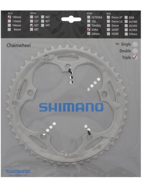 Shimano Sora FC-3403 Klinge 9-trins sølv